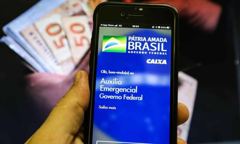 Pagamento do auxílio emergencial 2021