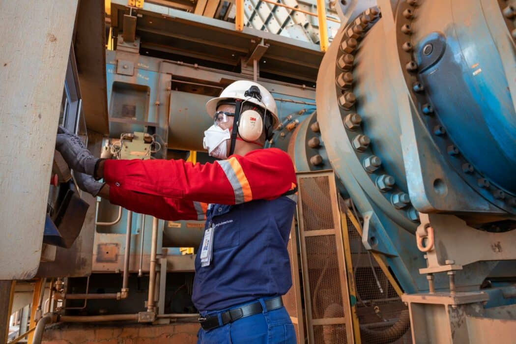 Setor mineral - mineração - empregos - faturamento