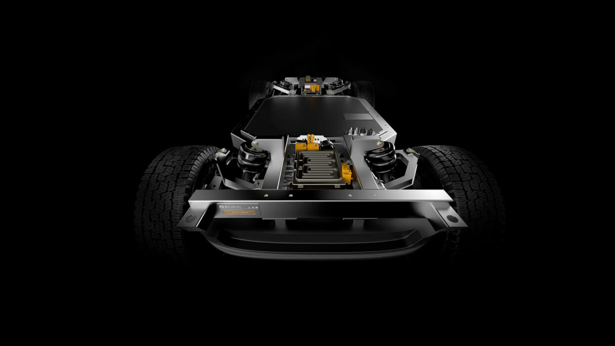 Veículo elétrico - Ford - Ford Bronco - Eletricidade -