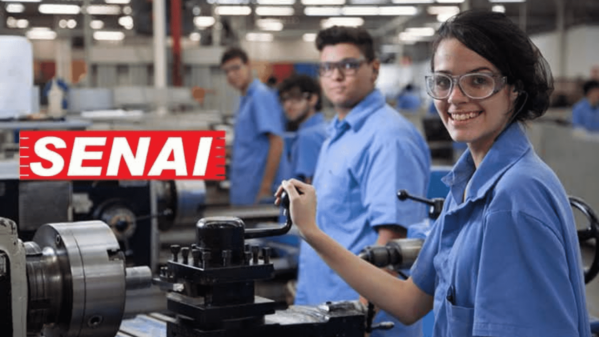 Senai – cursos técnicos – cursos técnicos gratuitos – São Paulo