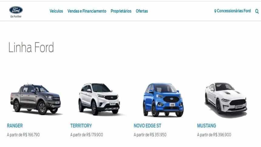 Renault - Ford - Ranger - EcoSport - Ka - bosch - Chevrolet - Honda - Audi - nissan - fábricas - são paulo - veículos
