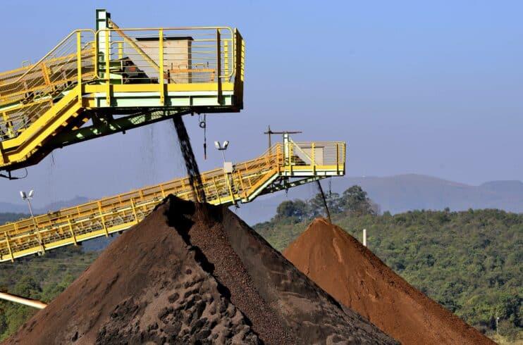 Governo – mineração