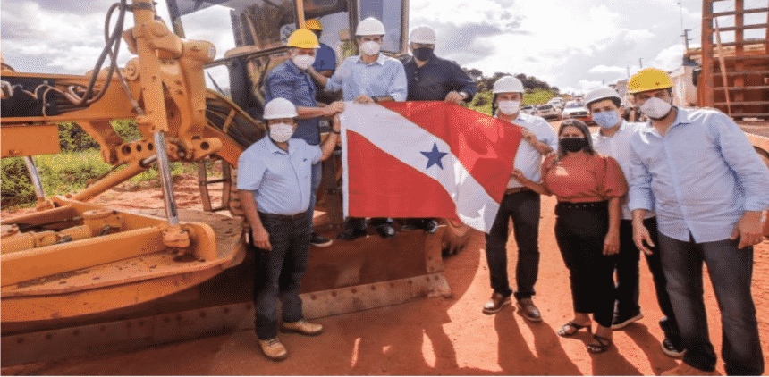 Construção – Pará – obras