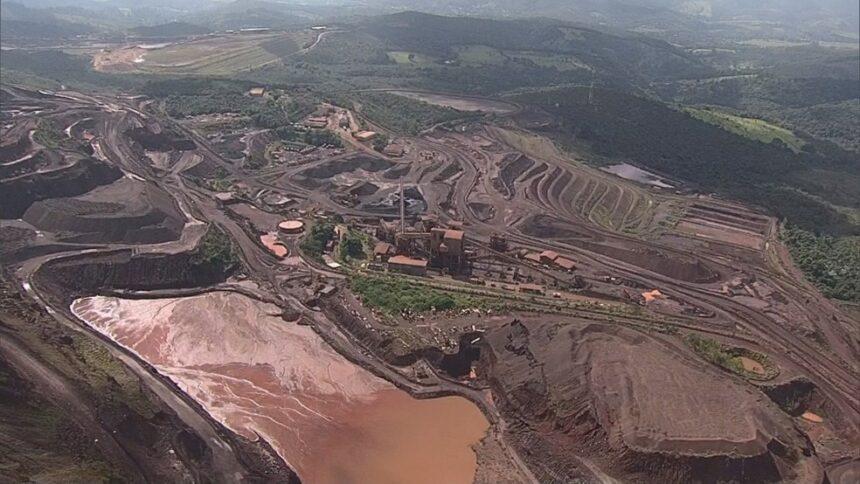 ArcelorMittal – barragem – Minas Gerais