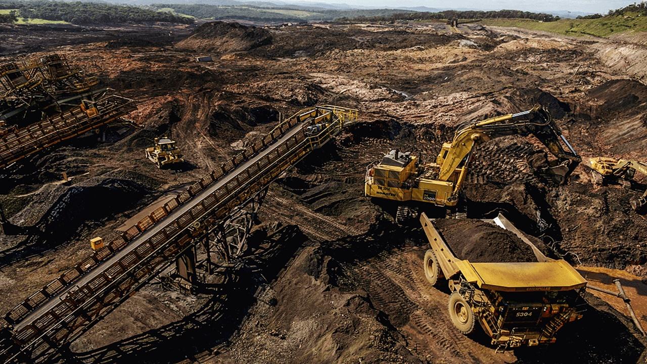 Vale - minério de ferro - mineradora - MG - usina - vagas - emprego