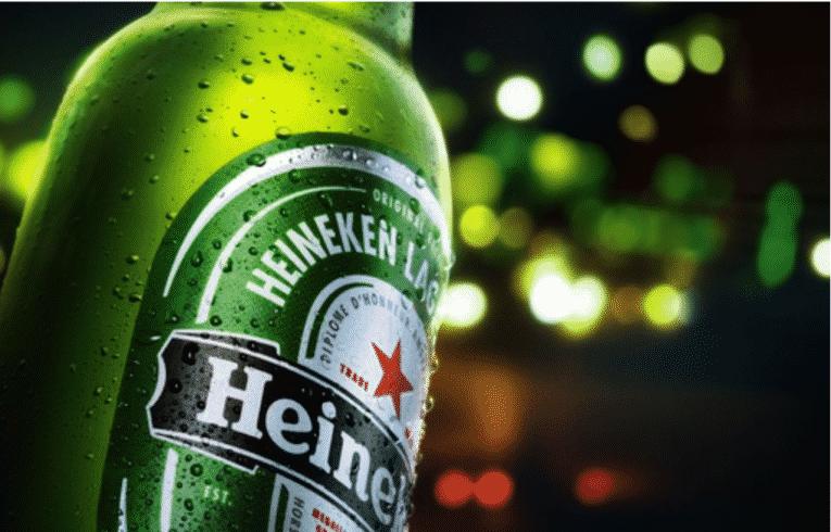 Heineken – construção – usina - hidrogênio