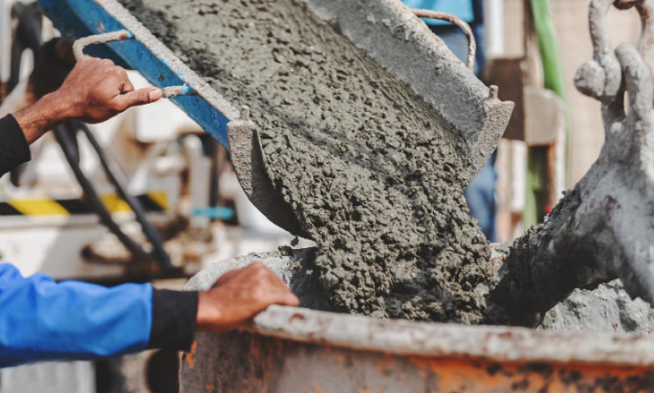 Construção Civil concreto camargo quimica