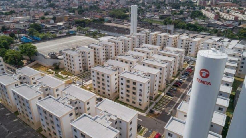 Construtora Tenda - construção civil - investimentos