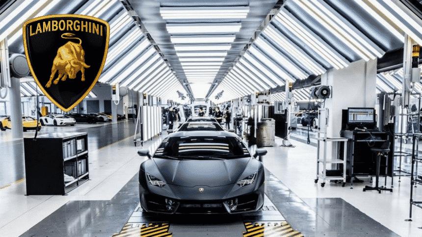 Lamborghini – montadora – Santa Catarina - empregos