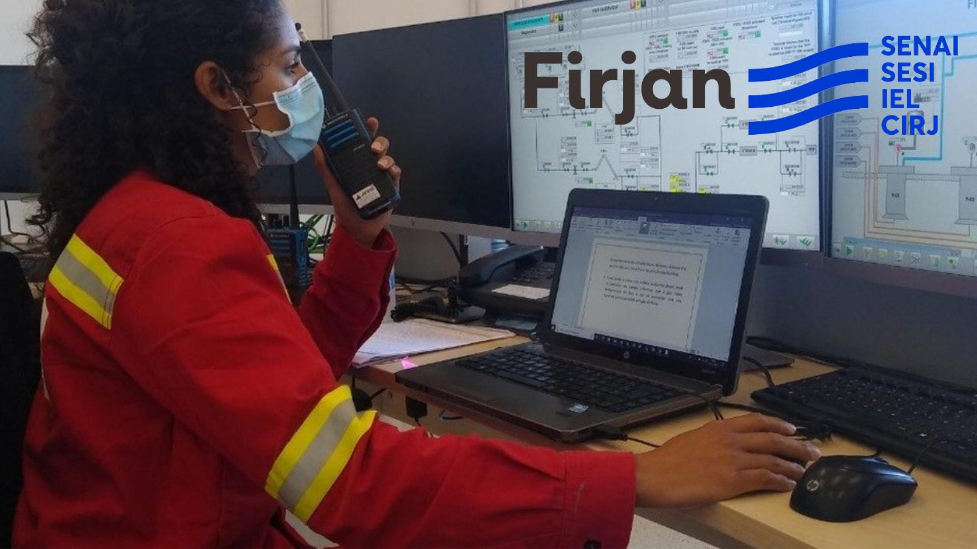 Firjan - estágio - técnico
