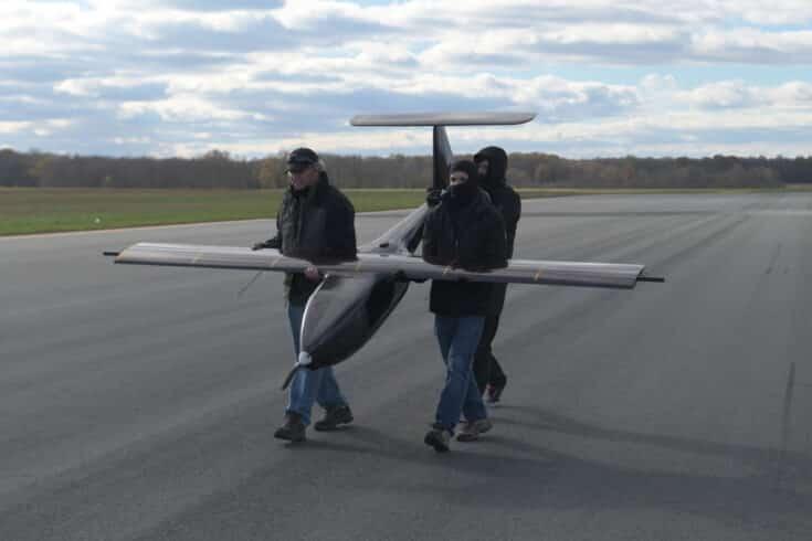 Drone - energia solar - Hidrogênio - engenheiros