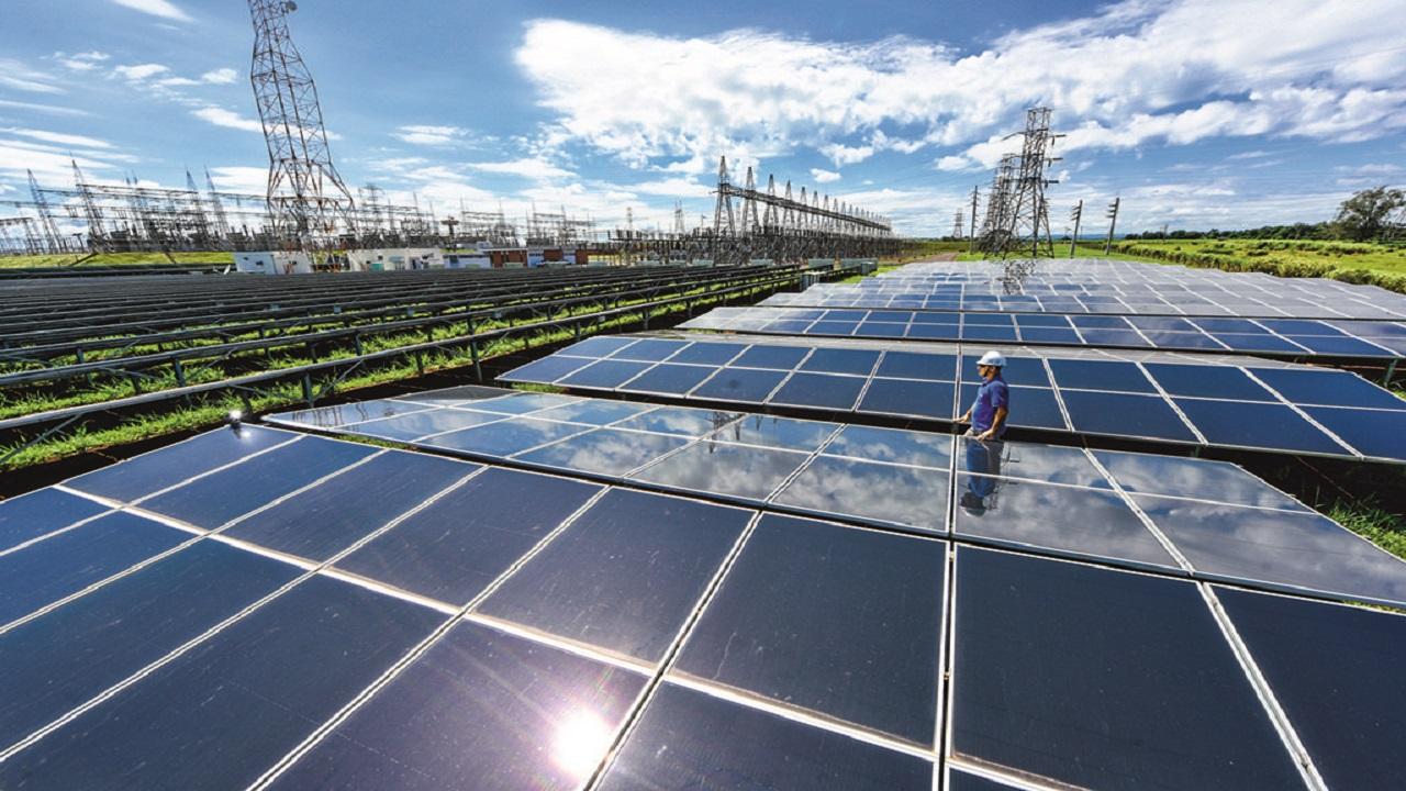 EDP - usina - hidrelétrica - energia solar