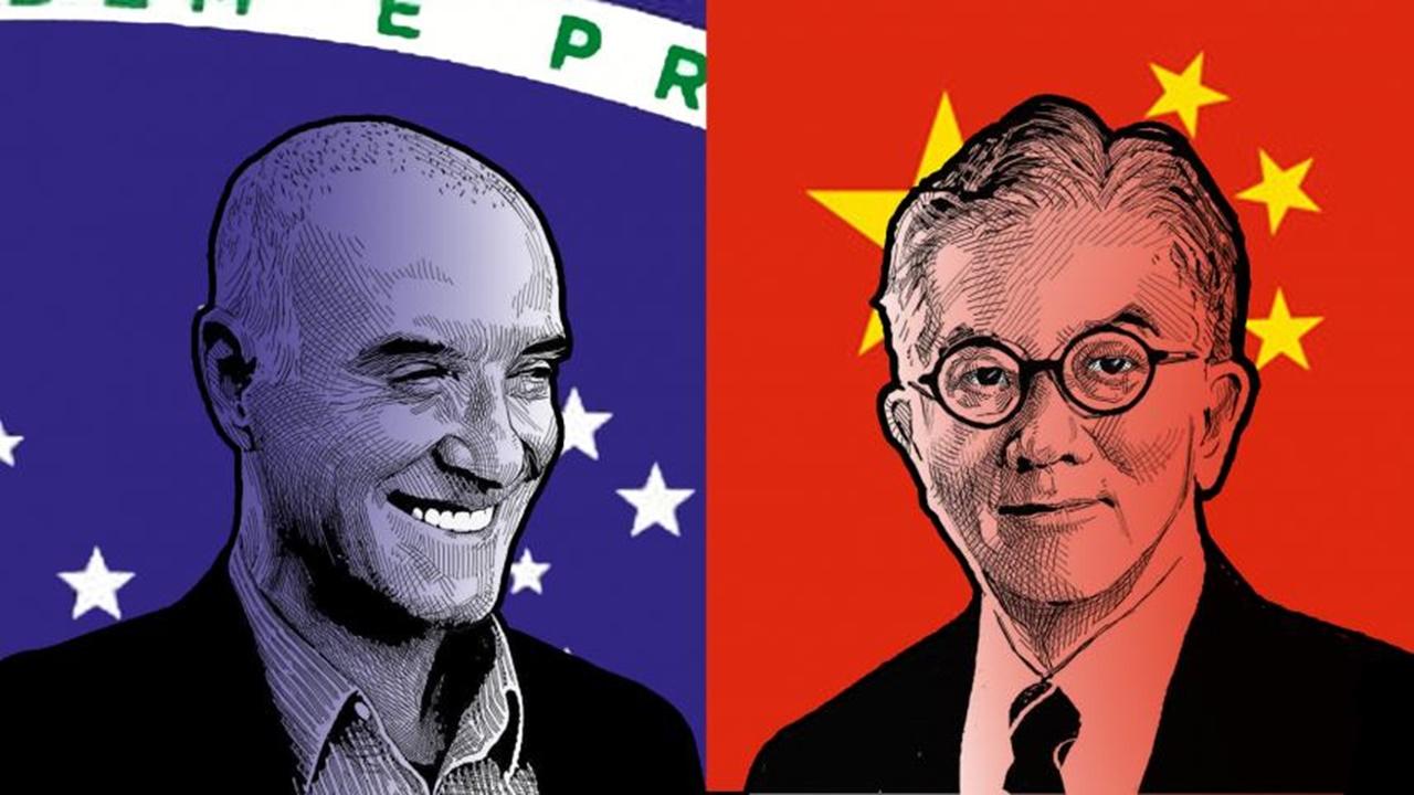 Eike - china - chineses - mineração - óleo e gás - energia - infraestrutura - emprego - porto do açu