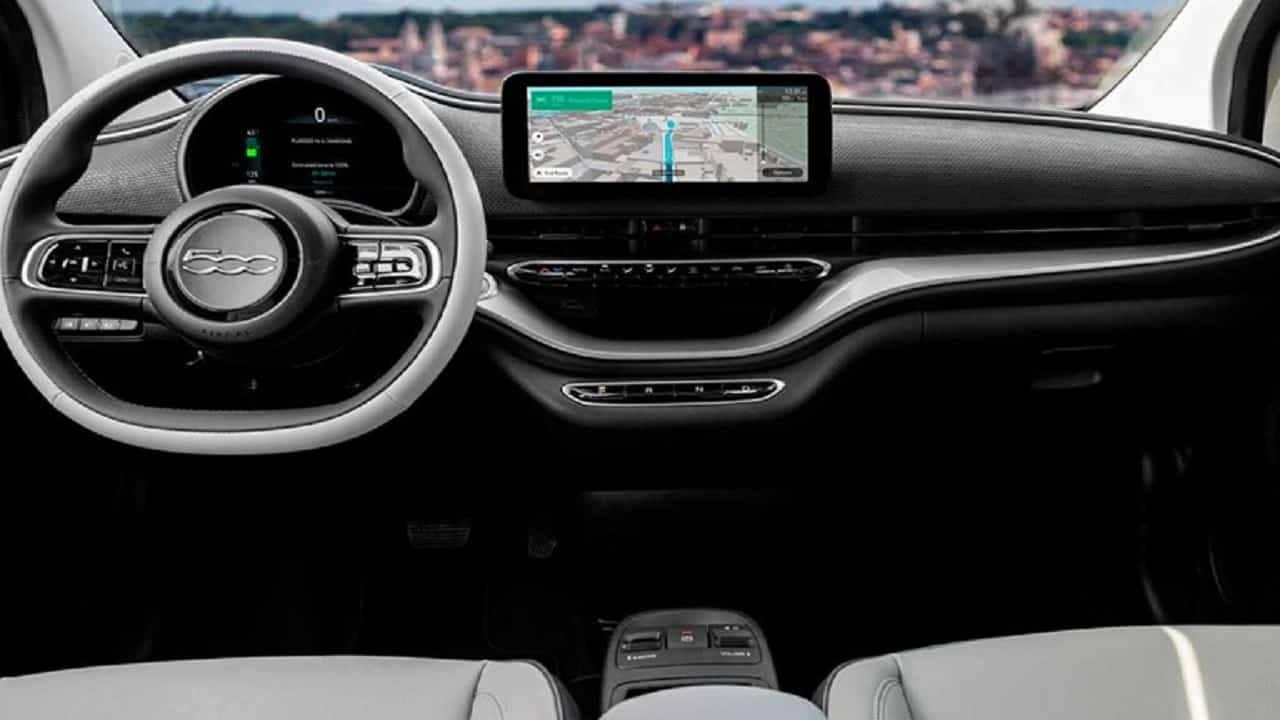 Enel x - Fiat - carros elétricos