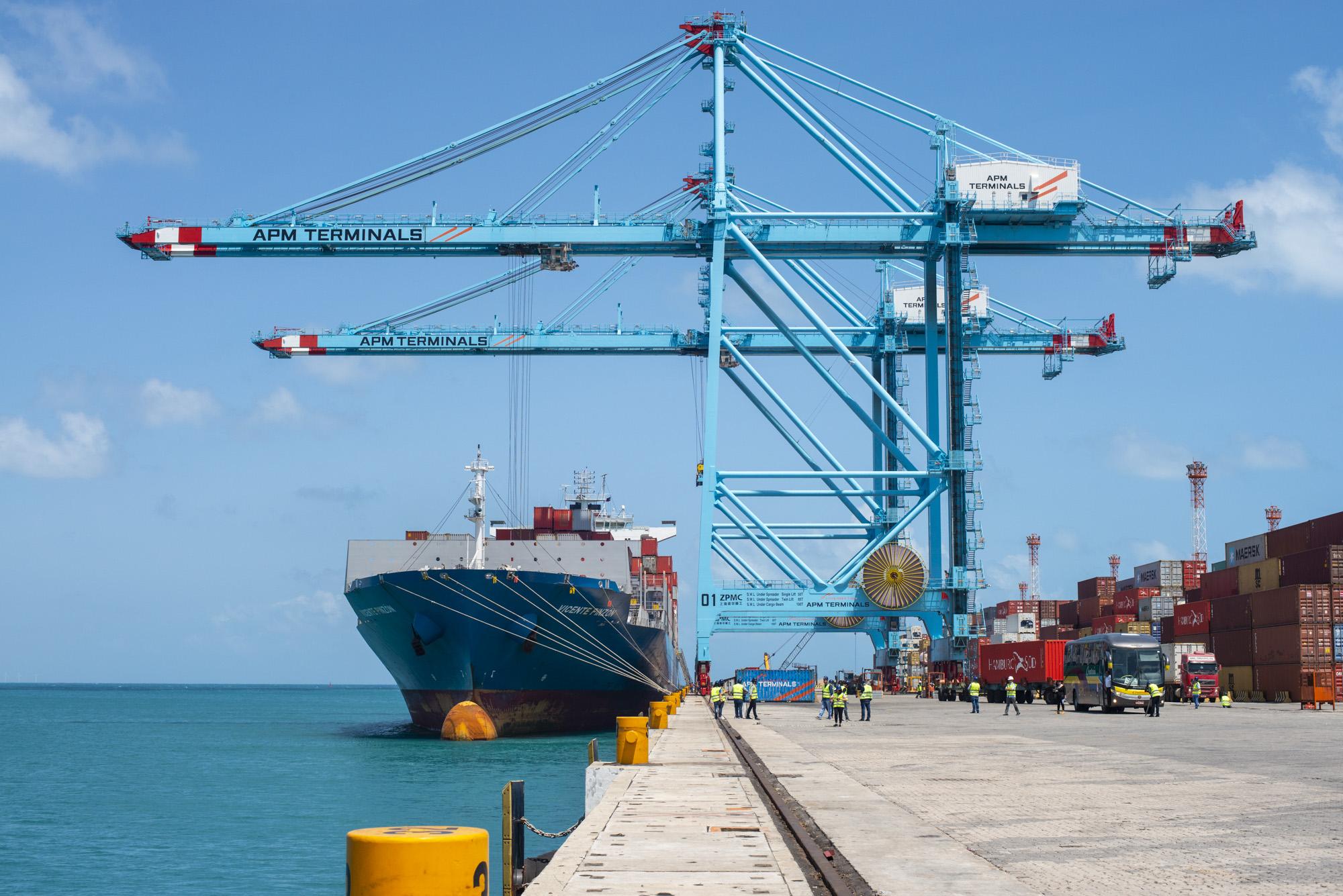 Porto do Pecém - Ceará