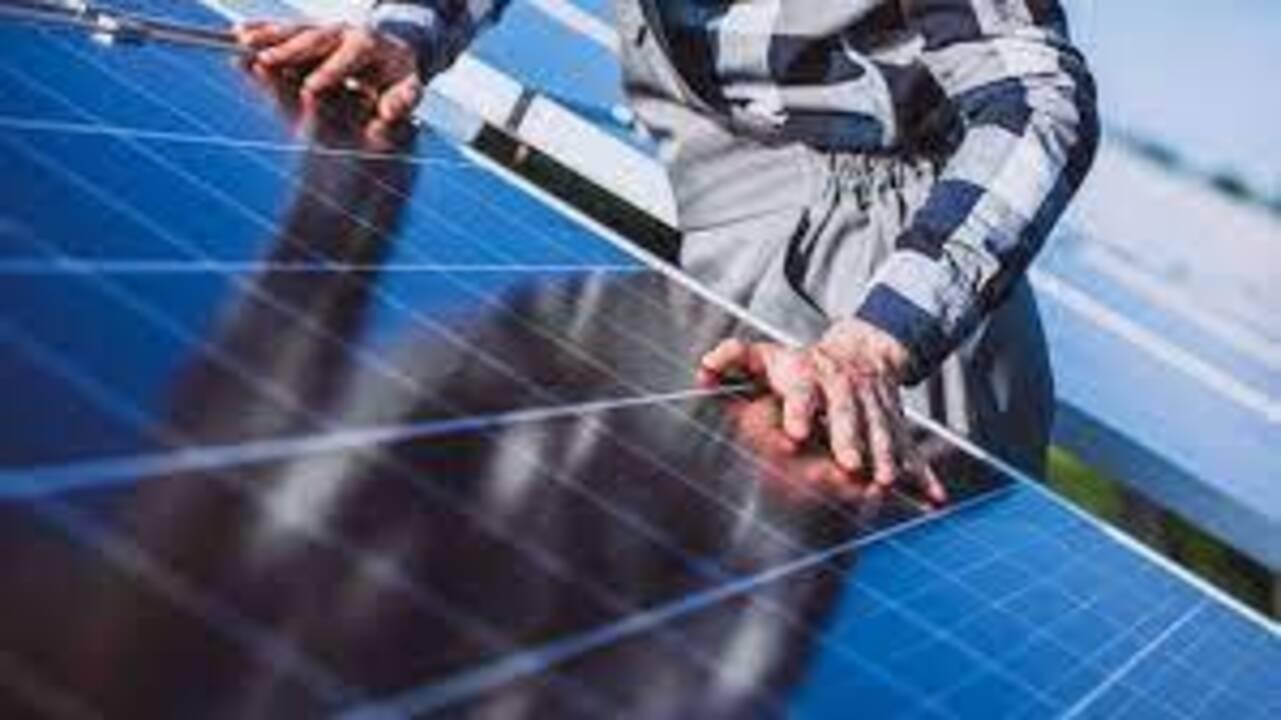 Energia solar - eletricidade -TI-Norland-Brasil