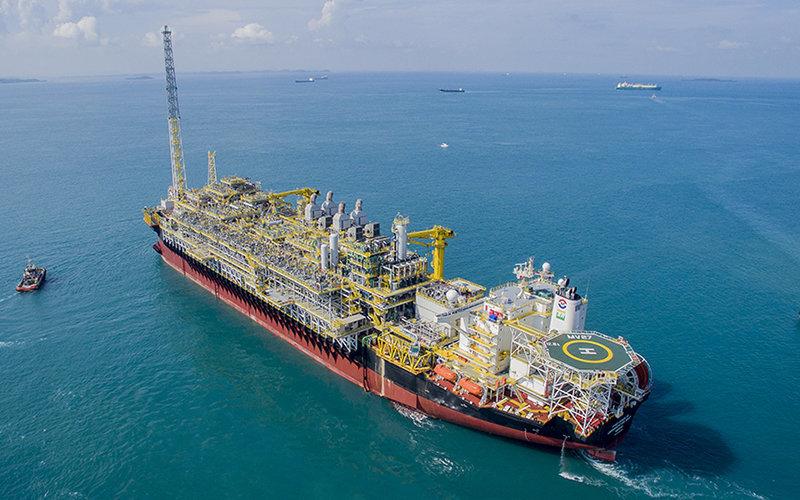 Petrobras, produção, FPSO