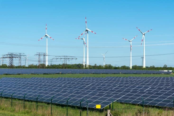 energia renovável - energia