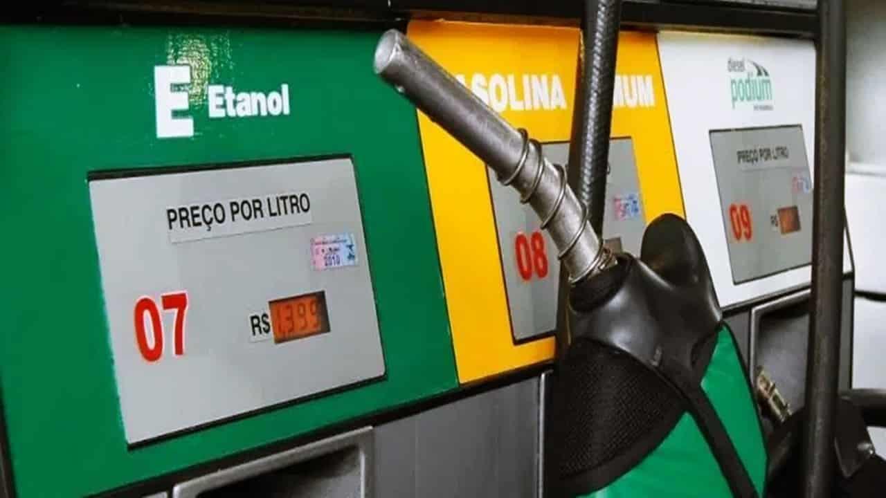 Gasolina - gás - diesel - mercado - petróleo