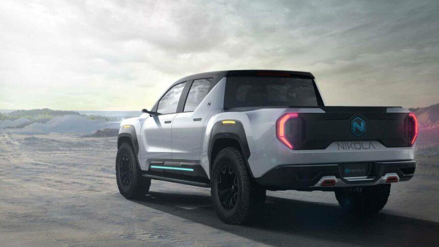 General Motors - GM - carros elétricos - picape - mercado