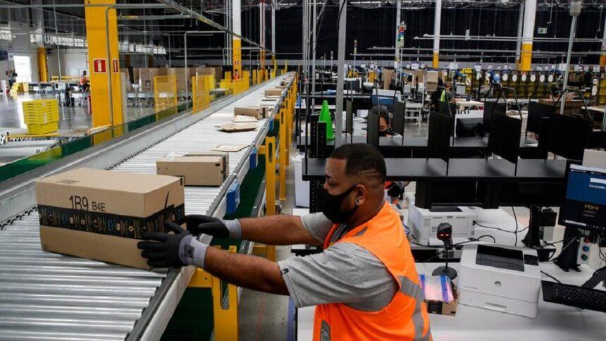 vagas de emprego - Amazon - Porto alegre