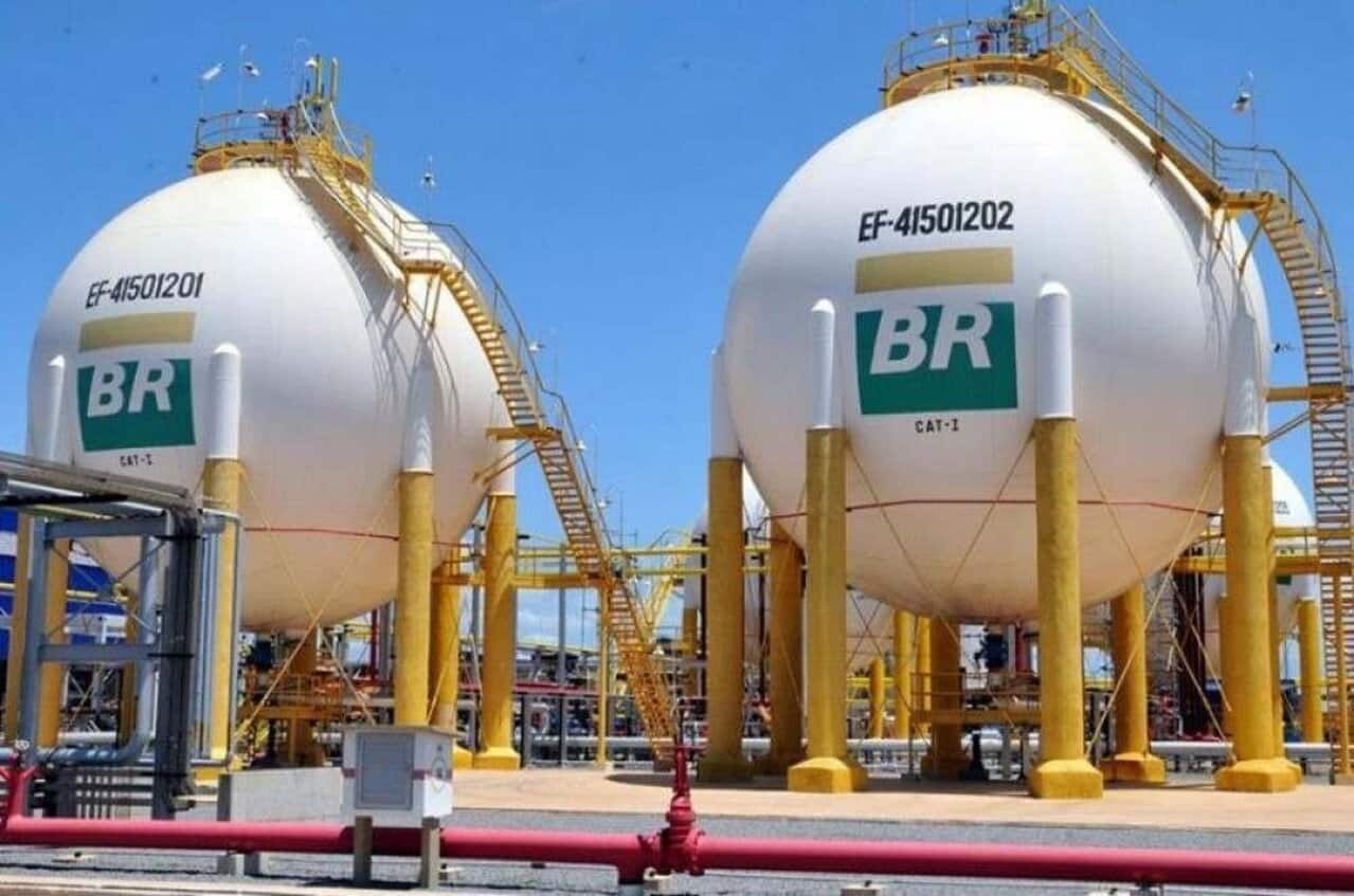 Governo Federal - Petrobras - Lei do gás - monopólio