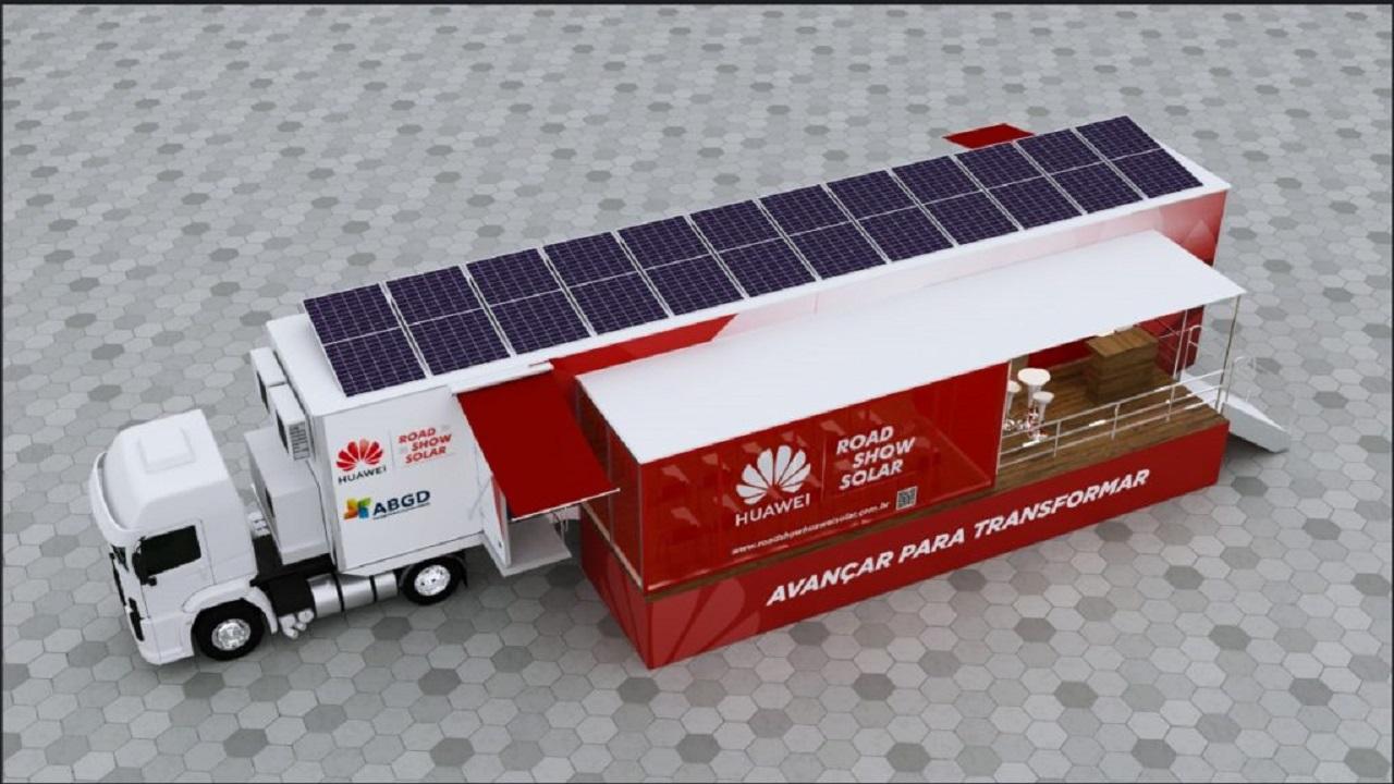 Governo - Huawei - São Paulo - cursos gratuitos - energia solar