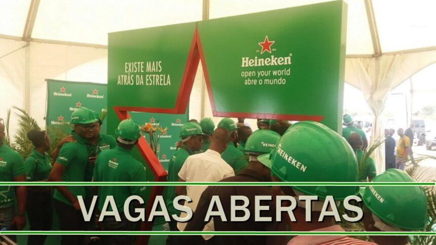 Heineken - Ambev - coca cola - vagas - emprego - ajudante - ensino fundamental - cursos gratuitos e online de qualificação profissional