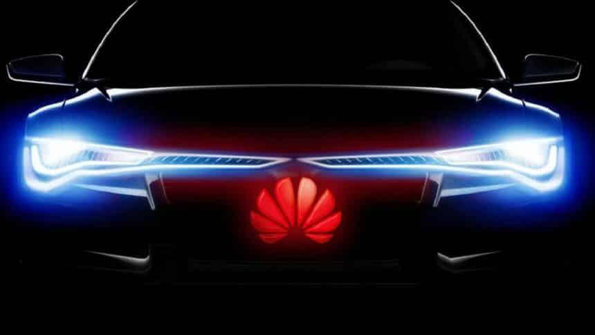 Huawei - carros elétricos - Inteligência artificial