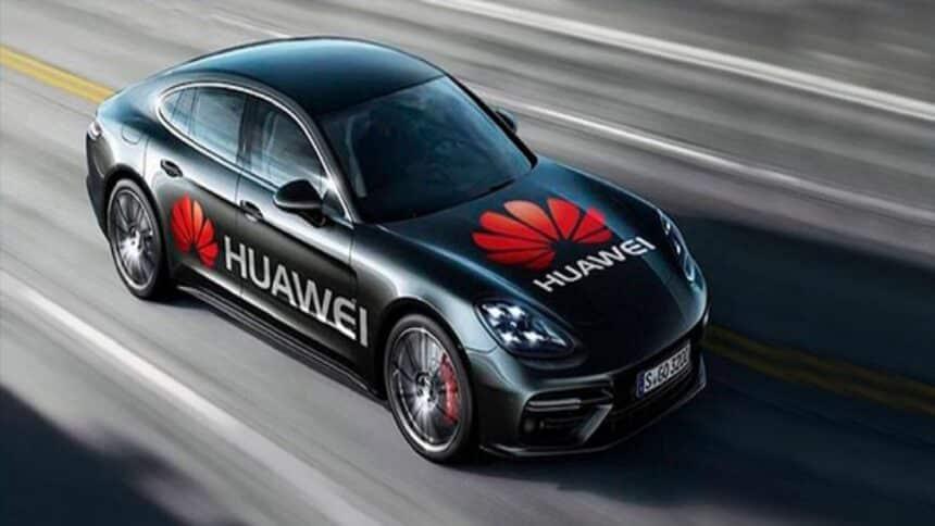 Huawei - carros elétricos - xiaomi - apple