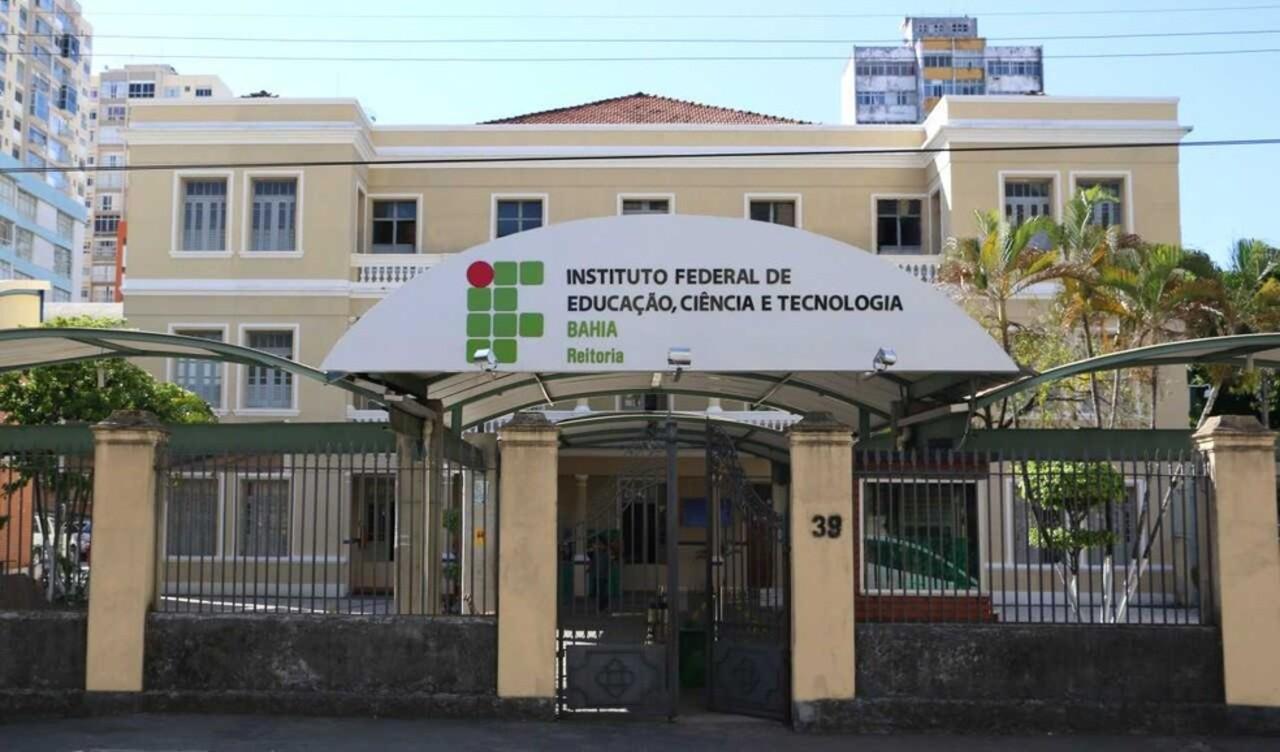 IFBA - Bahia - cursos técnicos - segurança do trabalho