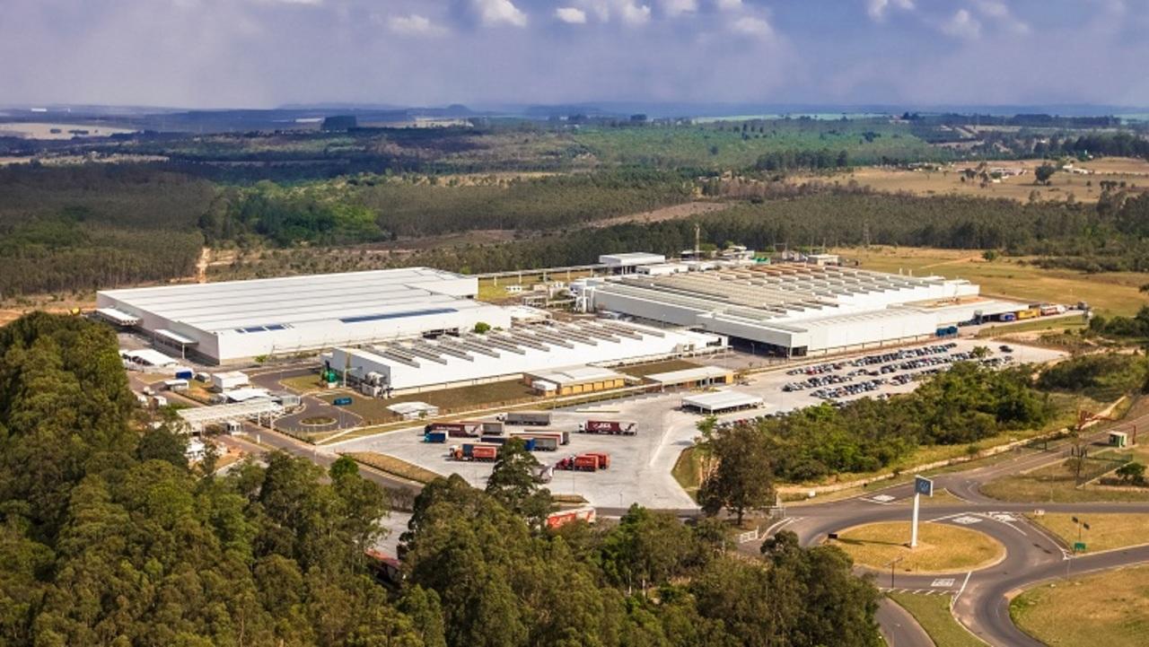 Usina termoelétrica - Bahia - Camaçari - Imetame