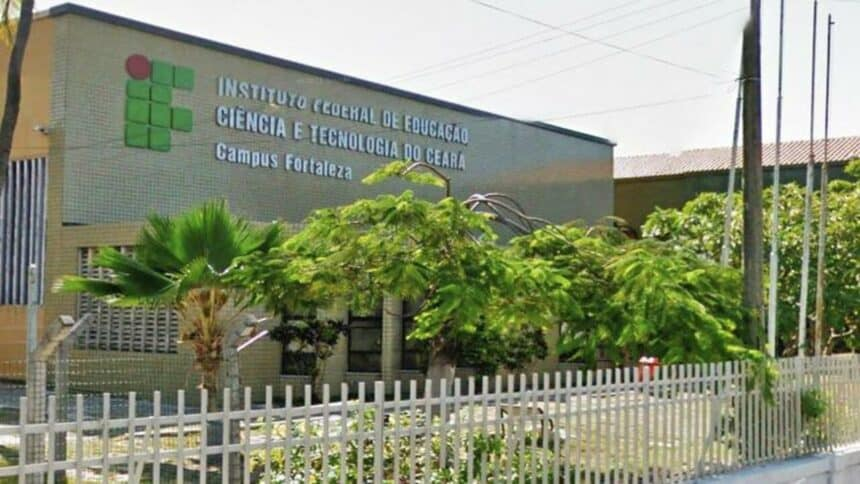 Instituto Federal - Ceará - cursos gratuitos