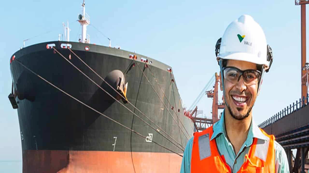 Vale - mineradora - emprego - Ambev - Petrobras