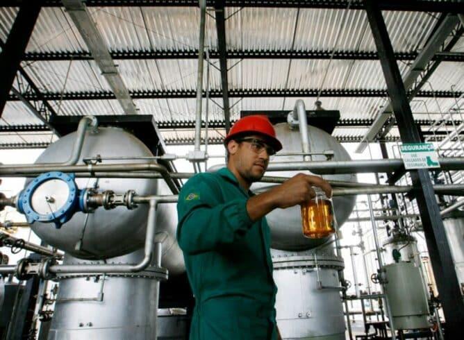 MME - biodiesel - diesel - combustíveis