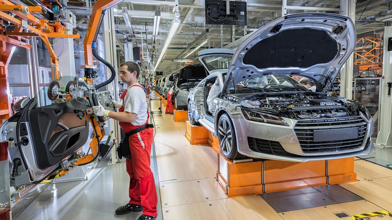 Audi - Volkswagen - produção - Ford - carros elétricos - fusca