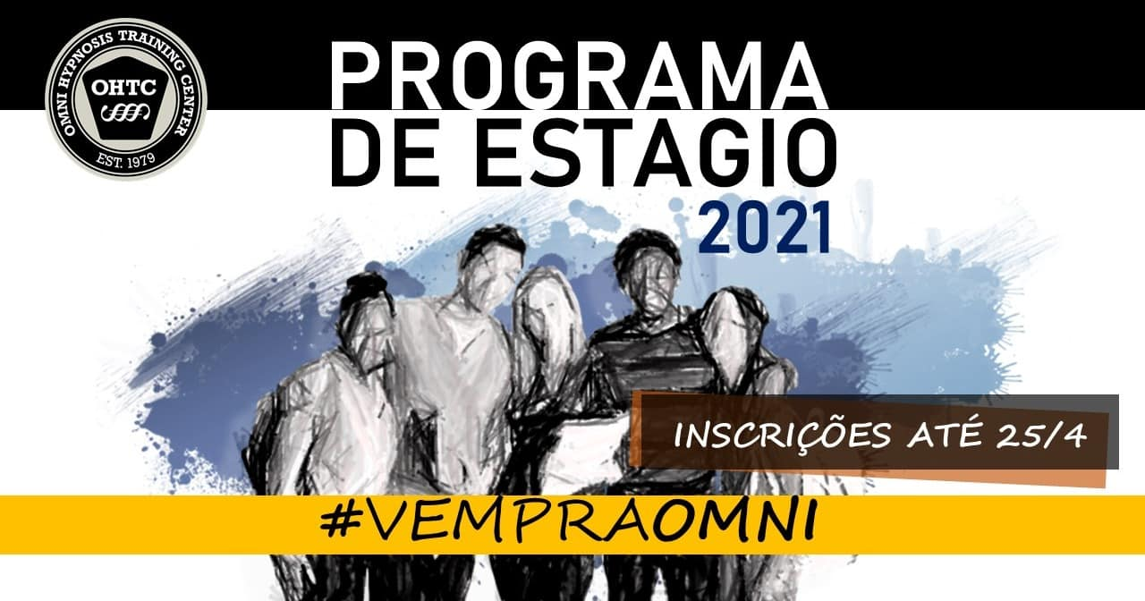 OMNi Brasil - vagas - estágio - Processo seletivo