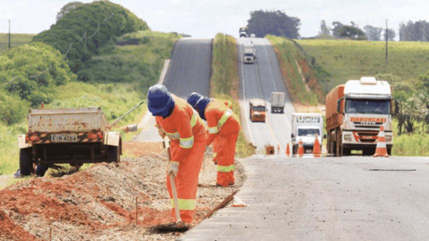 Infraestrutura – obras – governo – empregos