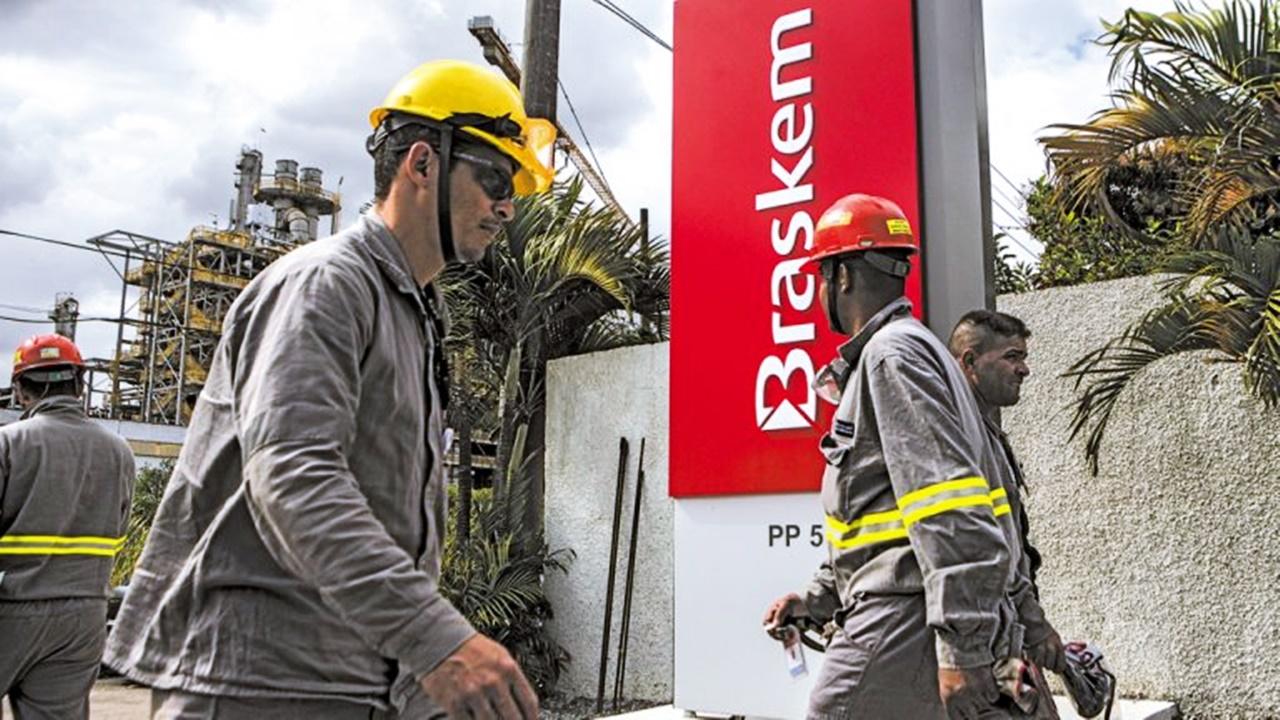 Odebrecht - emprego - Braskem - emirados árabes - refinaria - Mubadala