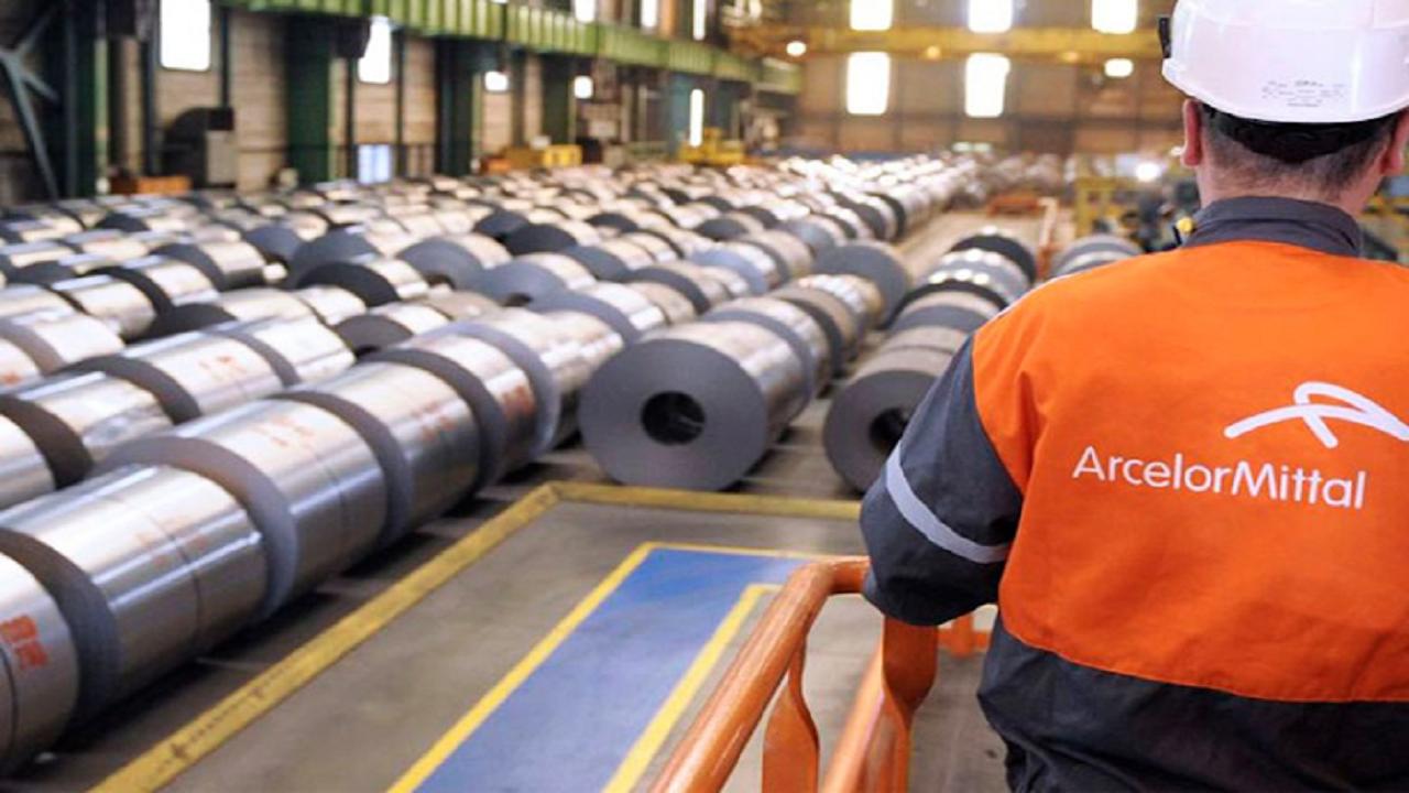 ArcellorMittal - Aço - energia renovável