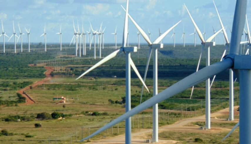 Energia eólica - RN -Financiamento