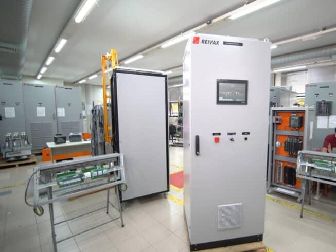 Multinacional - Reivax - energia solar - fotovoltaica