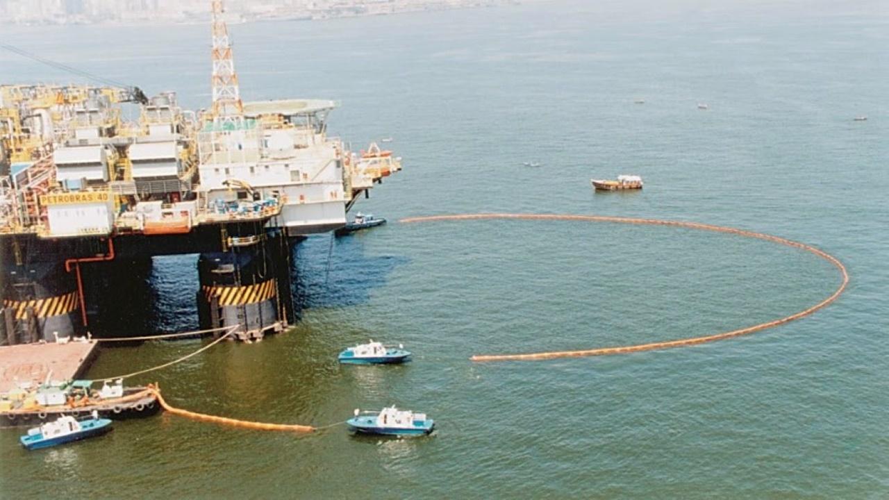 petrobras - bacia de campos - almoxarifado submarino - equipamentos - tubulações - plataformas de petróleo