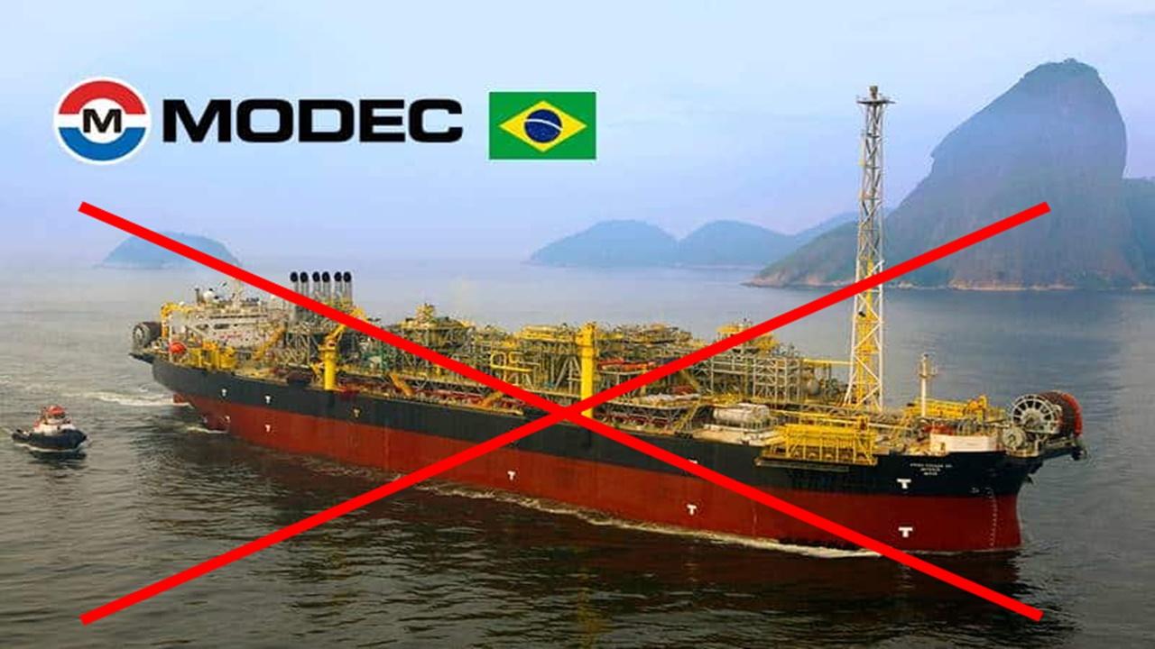 Petrobras - modec - licitação - FPSO - prejuízo