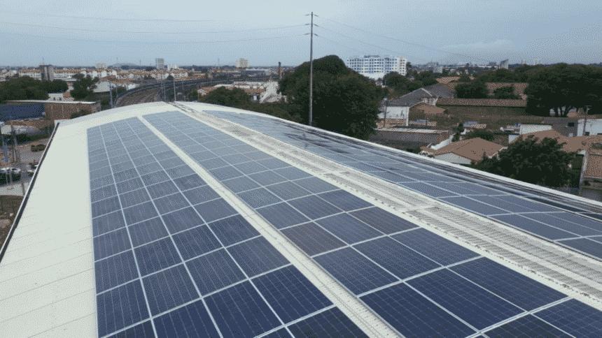 energia solar – energia - Ceará - metrô