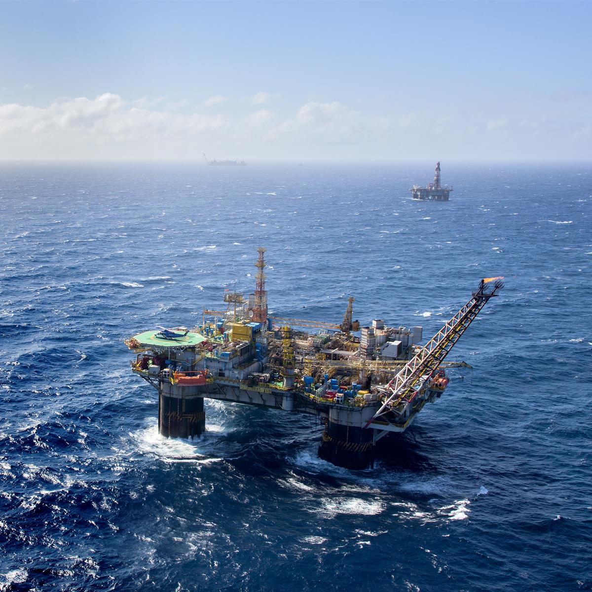 petróleo, revitalização
