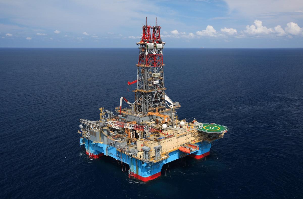 Maersk – Bacia de Santos - bacia de santos