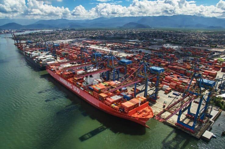 Porto de Santos, privatização, Infraestrutura