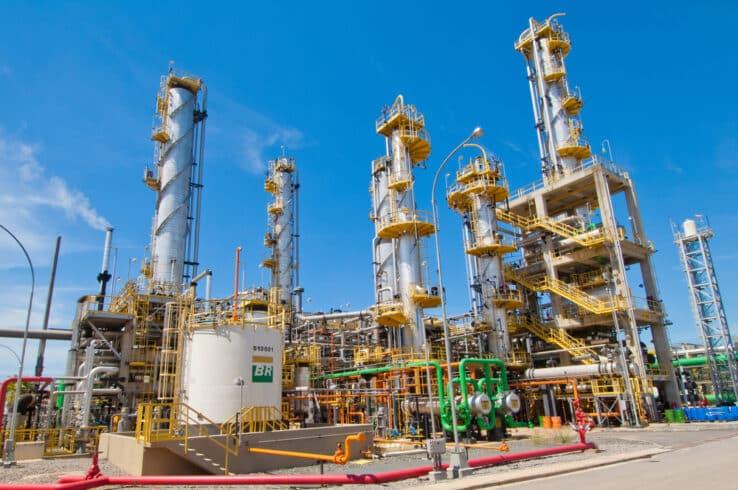 Petrobras – refinarias - combustíveis