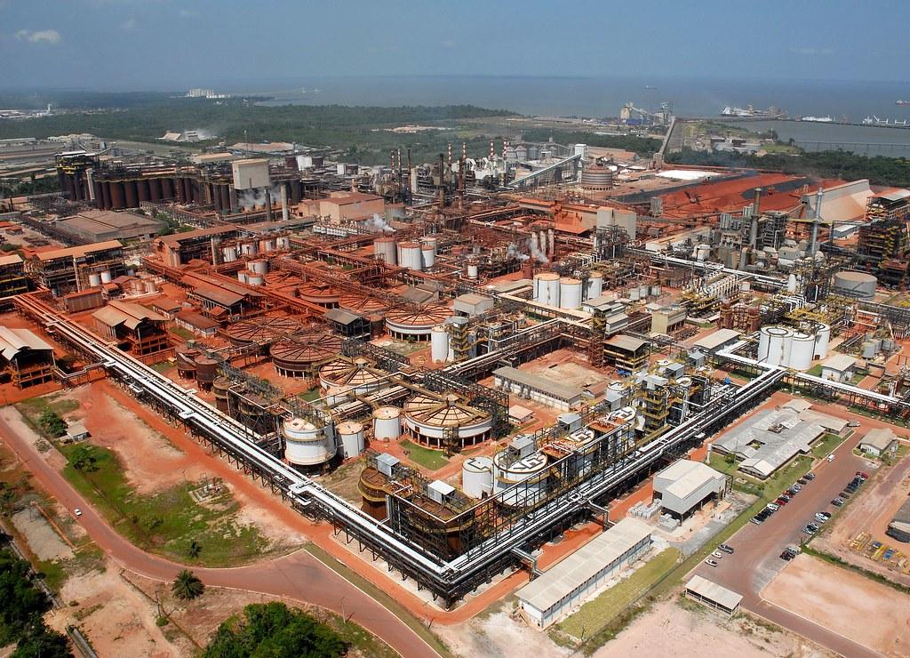 Refinaria – Pará - gás natural – combustível
